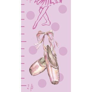 Kleckner Ballet New Growth Chart By Zoomie Kids