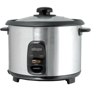 Strauss Quinoa 3 Piece Rice cooker Set