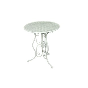 Goddard Metal Bistro Table By Sol 72 Outdoor