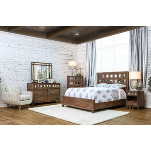 Millwood Pines Massasoit Platform Configurable Bedroom Set