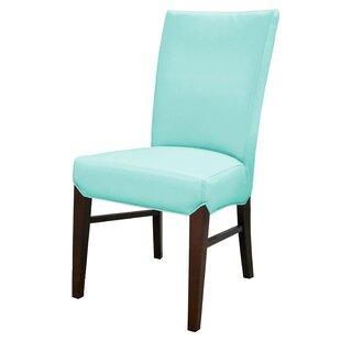 Beau Turquoise Side Chair | Wayfair