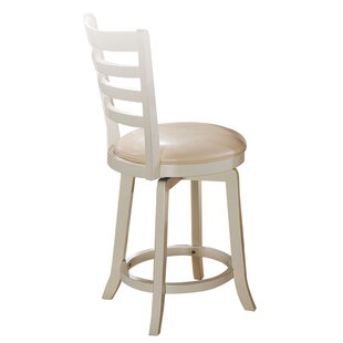 Natalya Dining Chair with Swivel (Set of 2) Highland Dunes