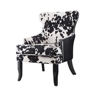 Gira Wingback Chair by Loon Peak