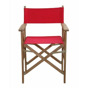 Anderson Teak Folding Director Chair