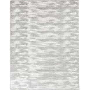 Savings Dartmouth Gray/White Area Rug By Orren Ellis
