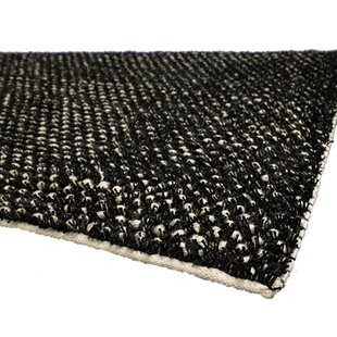 Find for Carolee Black/White Area Rug By Williston Forge