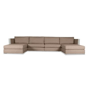 Steffi Double Chaise Sectional