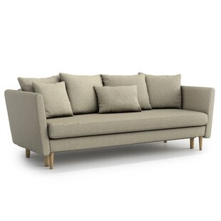 Agosto 3 Seater Clic Clac Sofa Bed By Brayden Studio