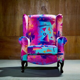 Lyell Wingback Chair By Ebern Designs