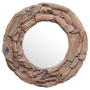 Jeffan Naturelle Accent Wall Mirror