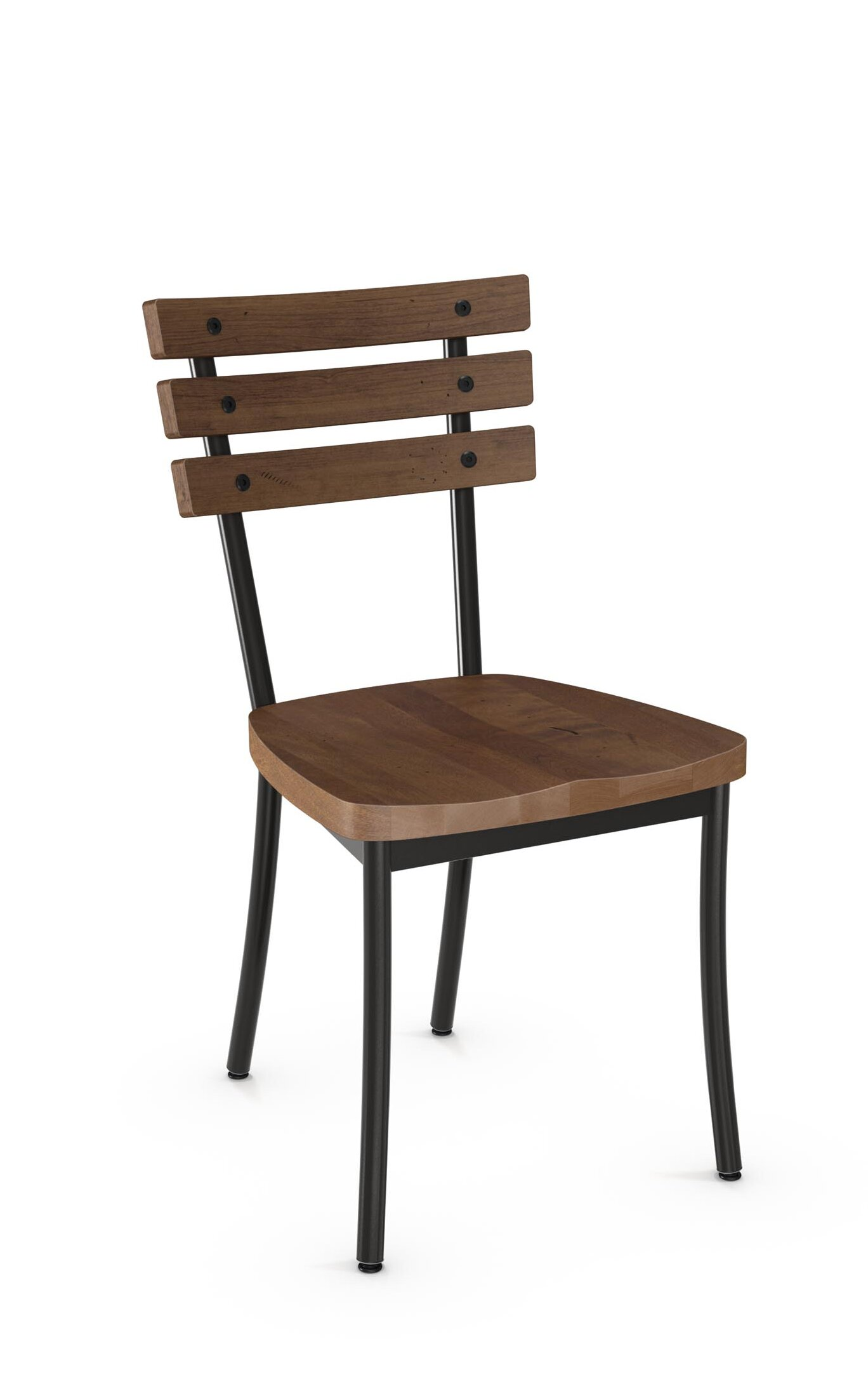 Gracie Oaks Dillard Solid Wood Dining Chair | Wayfair