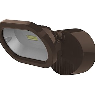 Nuvo Lighting 14-Watt LED Outdoor Security Flood Light