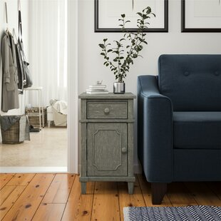 Searching for Glenrock End Table with Storage by Ophelia & Co. Reviews (2019) & Buyer's Guide