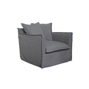 Gracie Oaks Wokingham 1 Seater Armchair