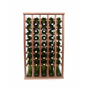 Premium Cellar Series 50 Bottle Tabletop Wine Rack