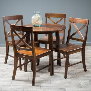 Stembridge 5 Piece Dining Set