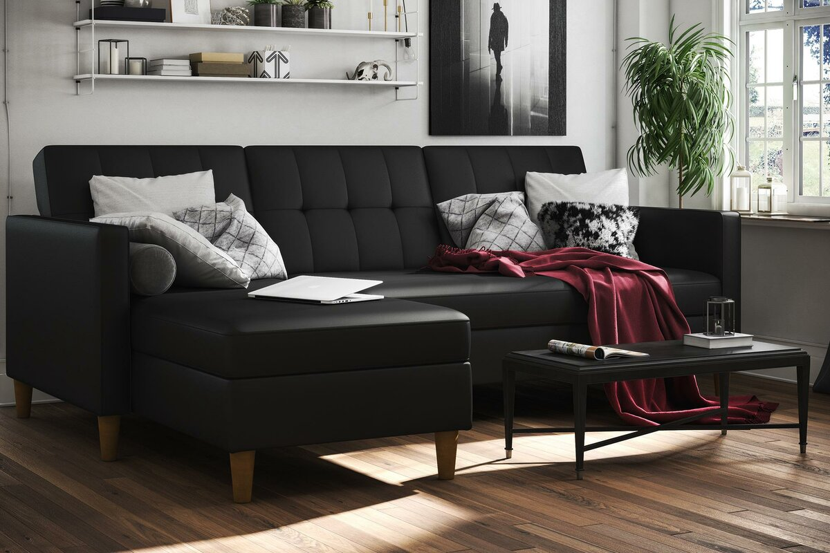 sleeper collection sectional store vizcaino furniture shop sofa fan toronto bed