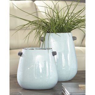 Beesley 2 Piece Table Vase Set