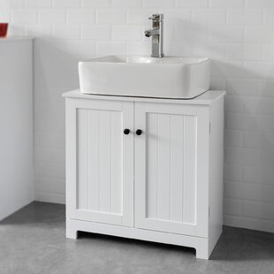 Joice 60cm X 60cm Free-Standing Under Sink Cabinet By Brambly Cottage