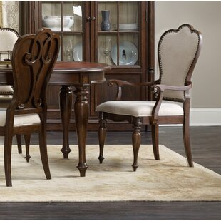 Top Brands of Leesburg Upholstered Dining Chair (Set of 2) by Hooker Furniture Reviews (2019) & Buyer's Guide