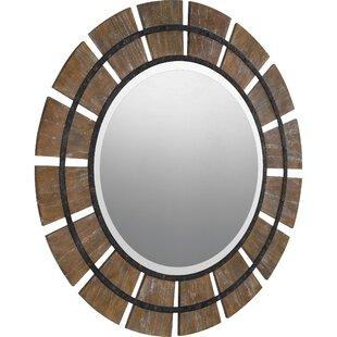 Gracie Oaks Chance Accent Mirror