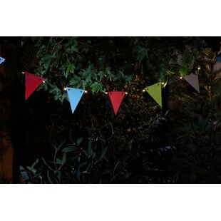 Winefred Bunting Fairy Lights By Ebern Designs