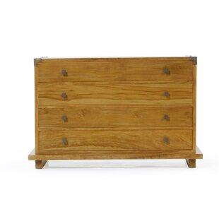 Check Prices Craut 4 Drawer Dresser by Loon Peak