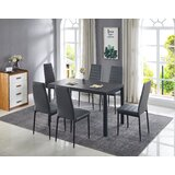 Classic Style 7 Piece Dining Table Set by Ebern Designs