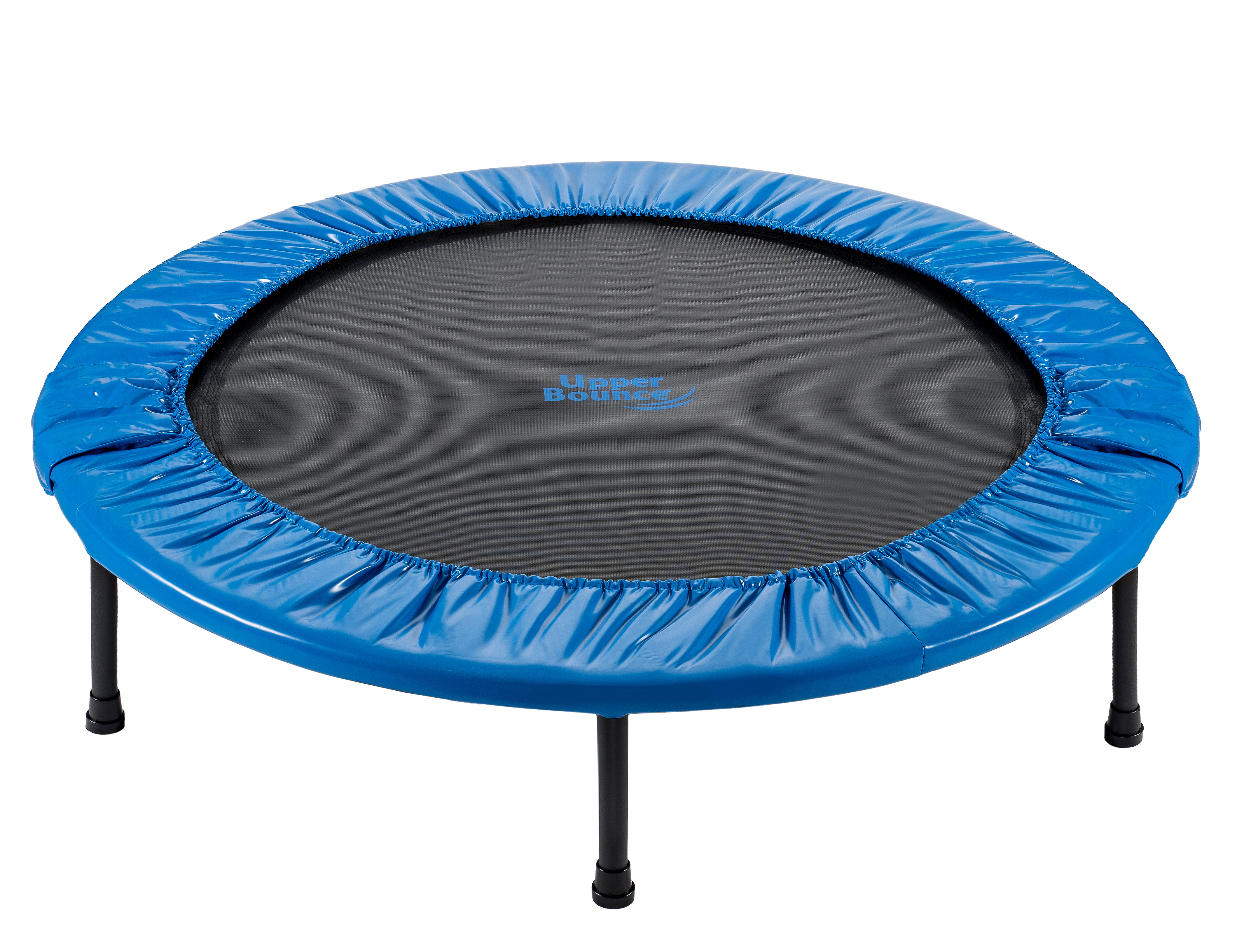 "Trampoline Fitness 44/"" Inch HandelBar Jumping Home Gym Excercise Kids Fun Fold"