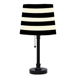 Budget Striped 22 Table Lamp By Urban Shop