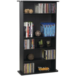 CD and DVD Multimedia Storage Rack  sc 1 st  Wayfair : cd storage baskets  - Aquiesqueretaro.Com