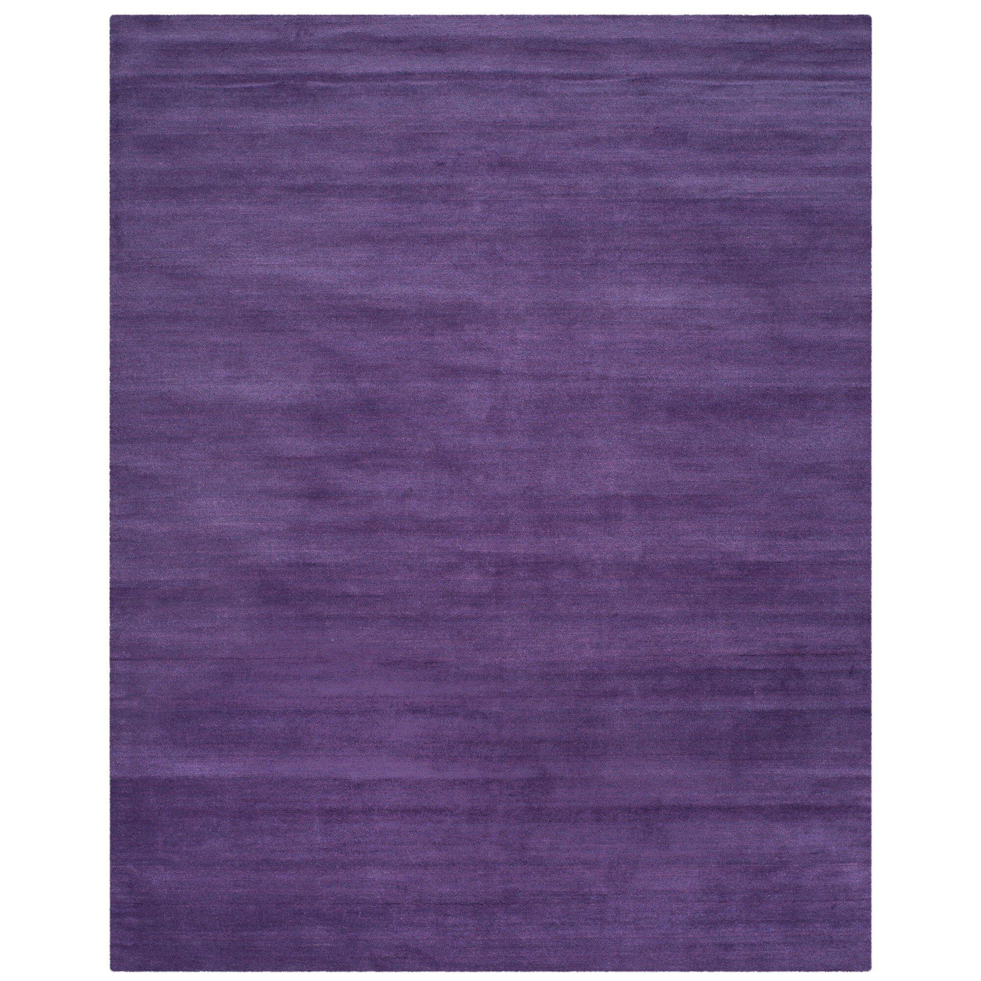 Luxury Purple Area Rugs Perigold