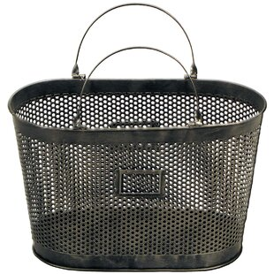 Cayden Magazine Basket By Borough Wharf