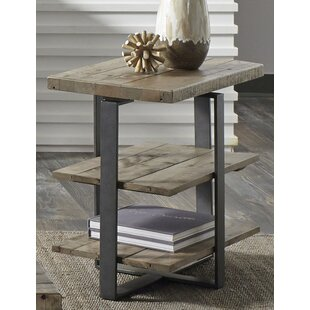 Chambersburg Chairside Table By Gracie Oaks