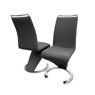 Orren Ellis Breene Upholstered Dining Chair (Set of 4)
