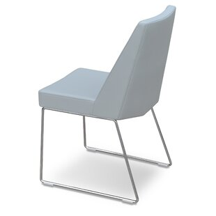 Prisma Wire Upholstered Dining Chair