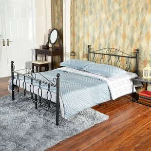 Dandy Bed Frame by Homy Casa Inc
