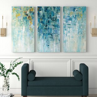 Canvas Paintings For Bedroom Wayfair