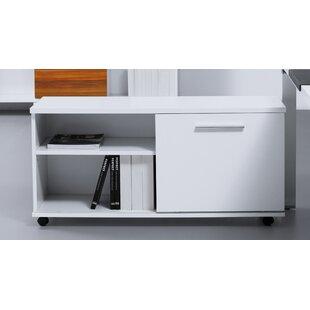 Haaken Furniture Pure Office 1-Drawer Lat..