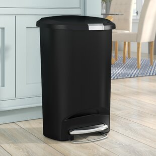 Locking Kitchen Trash Can You Ll Love In 2019 Wayfair