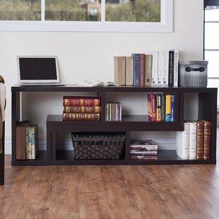 Pelton Cube Unit Bookcase (Set of 2) Latitude Run