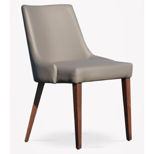 Tennant Upholstered Dining Chair Ivy Bronx