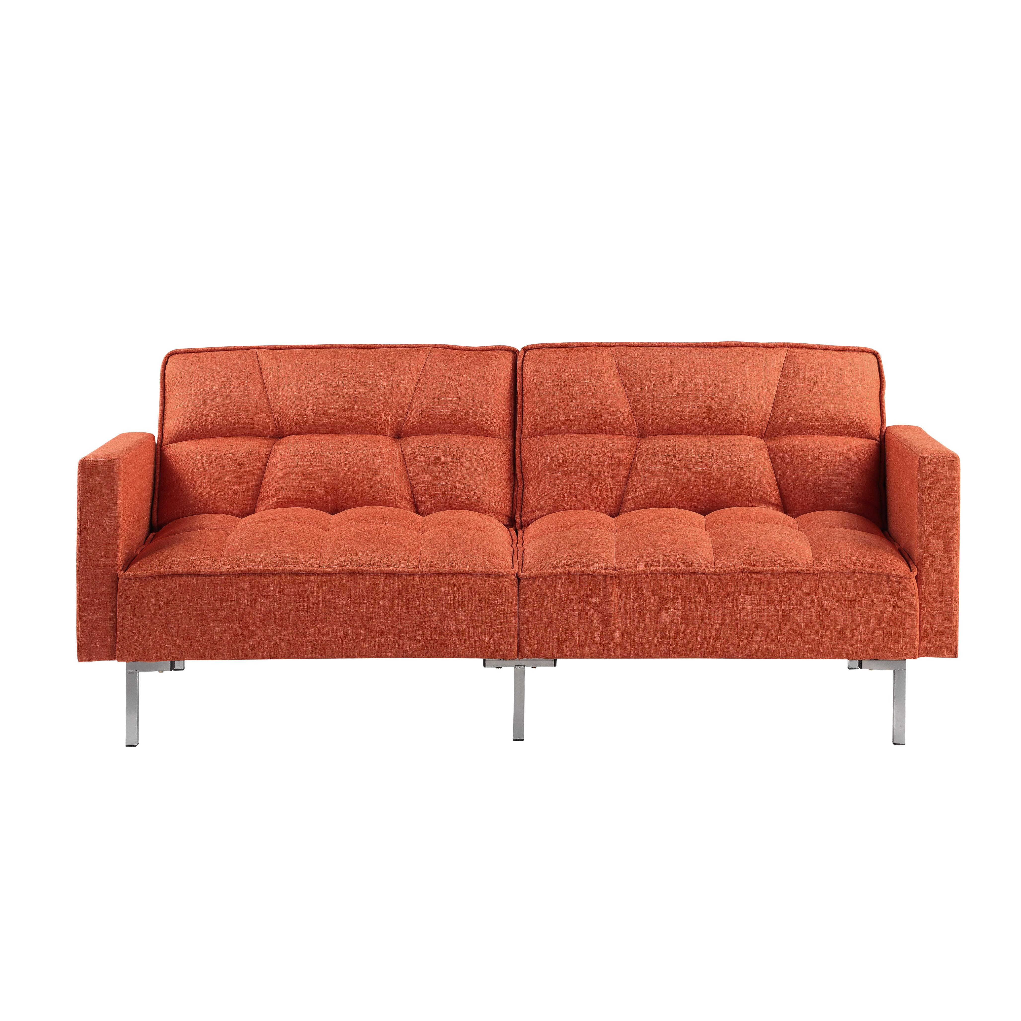 "Zanzibar 12.12"" Square Arm Sofa Bed"