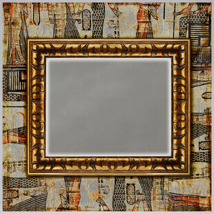 Mccready Accent Mirror By Bloomsbury Market