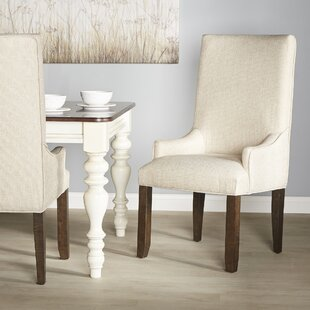 Birch Lane™ Beresford Rolled-Back Chairs (Set of 2)