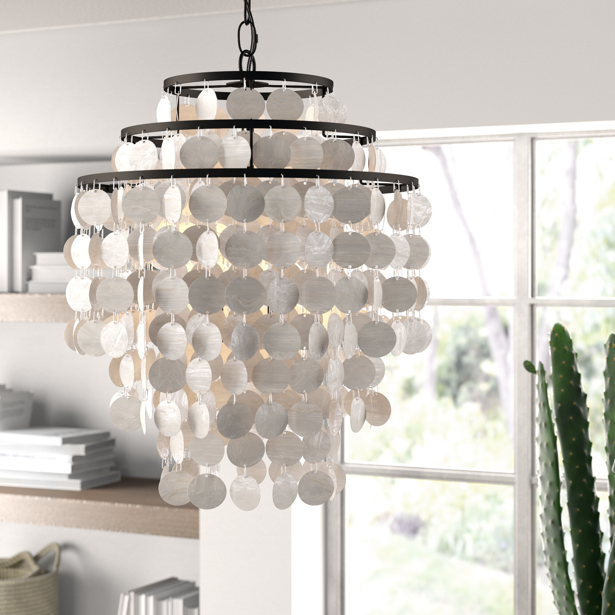 Pabst 3 light novelty chandelier reviews birch lane