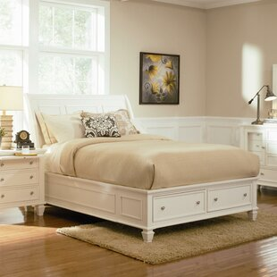 South Berwick Storage Platform Bed