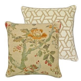 Biccari Throw Pillow by Rose Tree Today Only Sale