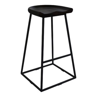 Monadnock 29 Bar Stool (Set Of 2) by Brayden Studio Wonderful