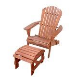 Pine Adirondack Chairs You Ll Love In 2021 Wayfair